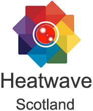 Heatwave Scotland